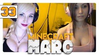 NACKTE Frauen auf Twitch! | Minecraft: MARC #33 | izzi