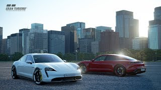 Gran Turismo Sport - Porsche Taycan Turbo S on Screenshots