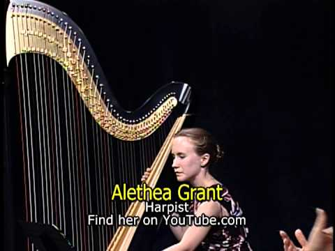 Alethea Grant, Harpist (Part ll), talks to author Lisa Saunders and Julie Rusell, LCSW