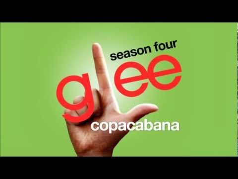 Copacabana  Glee Cast HD FULL STUDIO