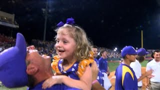 LSU's Andy Cannizaro talks about going back to College World Series