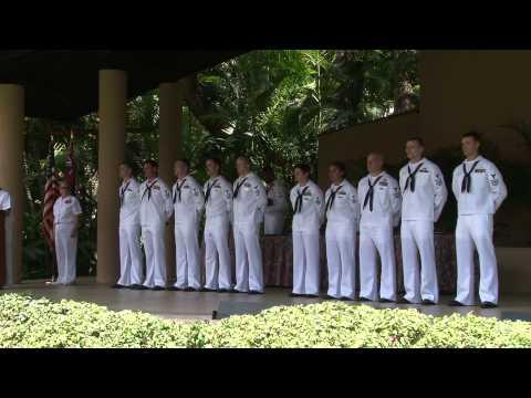 U.S. Pacific Fleet Sailors of the Year