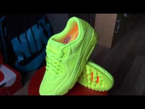 new style 1e8d4 86b38 Nike Air Max 90 Ultra Breathe Volt