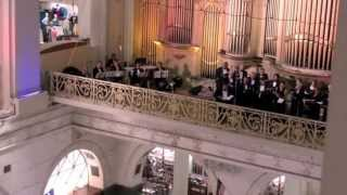 Wanamaker Organ Day 2013 - Wedding March