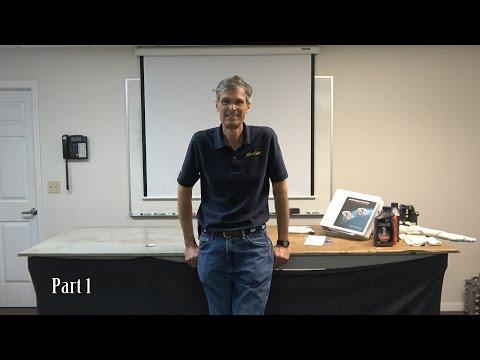 PART 1 Rotax Aircraft engine familiarization seminar