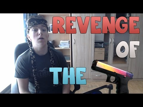 """CS:GO - Revenge Of The Glock Fade! """"High Risk"""" Trade-up Contract!"""