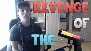 "CS:GO - Revenge Of The Glock Fade! ""High Risk"" Trade-up Contract!"