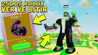 "2500"" ROBUX OYUN B-TER! / Hebesimulator #3 / Roblox Türké"