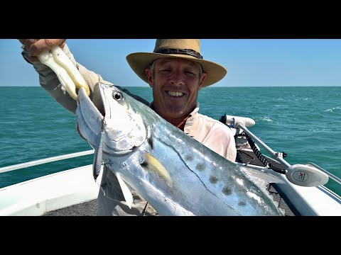 1st Oct 2018 - Fishing Darwin Harbour With Agent 86