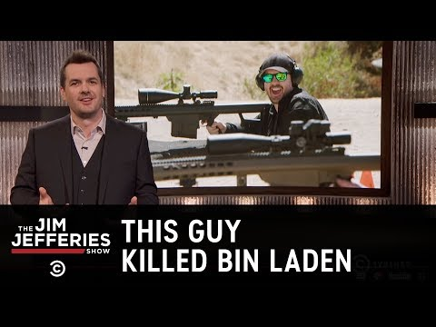 Feeling More American by the Minute  Jim Goes to a Gun Range  The Jim Jefferies Show