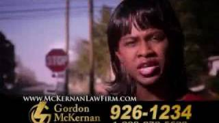Baton Rouge Car Wreck & Trucking Lawyer - Gordon McKernan -  15X More