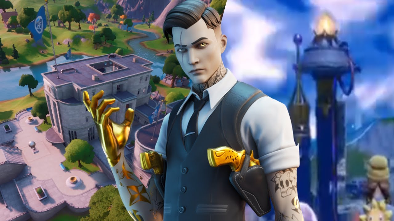 The Doomsday Device Event Was Amazing L Fortnite Youtube