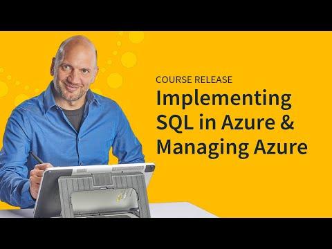Microsoft MCSA SQL Server 2016 (70-765)