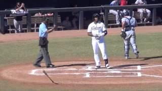 Rymer Liriano (OF) - San Diego Padres; AFL (Nov. 5, 2012)