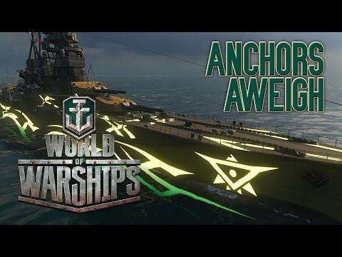 World of Warships - Anchors Aweigh ARP Fun
