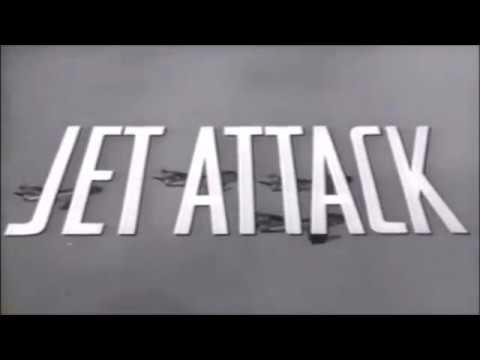 DRIVE-IN CLASSIC: 'JET ATTACK' (1958) John Agar & Audrey Totter