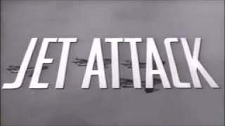 DRIVE-IN CLASSIC: 'JET ATTACK' (1958) John Agar & Audrey Totter