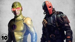 Top 10 Coolest Arrowverse Villains