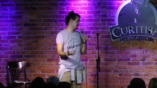 Afonso Padilha - O Amigo Mais Burro de Todos - Stand Up Comedy