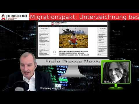 Freie Presse News: Kriegsrecht in der Ukraine - Amadeu Antonio Stiftung soll verboten werden ...