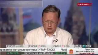 Михаил Делягин: Голикова - это смертельный выстрел в Счетную палату РФ