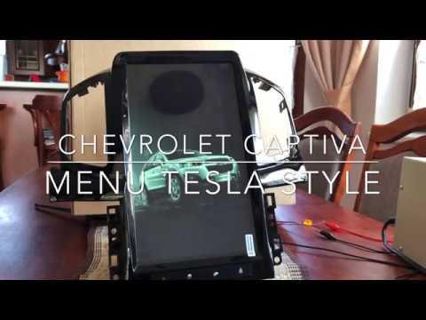 Tesla style Chevrolet