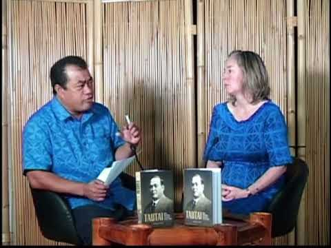 Tautai: An Interview with Dr Patricia O'Brien, TV3 Samoa, August 2017