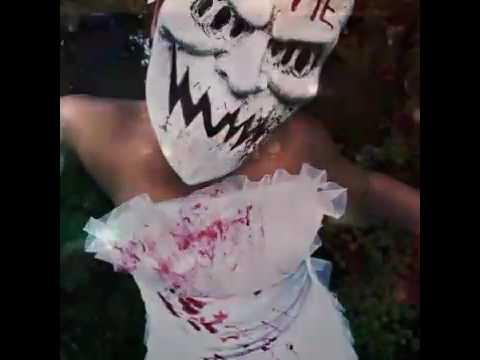 Purge kiss me costume