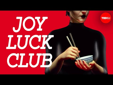 "Video image: Why should you read ""The Joy Luck Club"" by Amy Tan? - Sheila Marie Orfano"