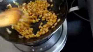 Corn Florentine