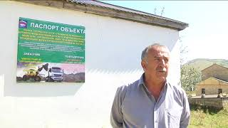 У Сергокалинском районі триває ремонт вулично-дорожньої мережі по програмі ''Мій Дагестан - Мої дороги''