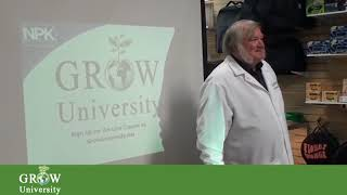 How To Maximize Your Garden Yields - Maximizing Plant Growth - Harley Smith Grow Class