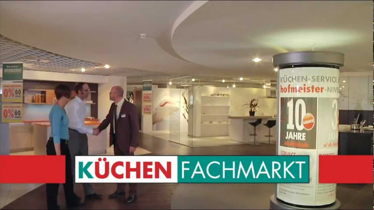 hofmeister k chenfachmarkt in bietigheim und leonberg youtube. Black Bedroom Furniture Sets. Home Design Ideas
