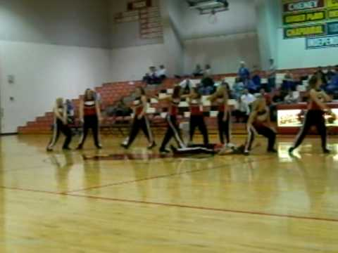 Conway Springs High School Dance Team