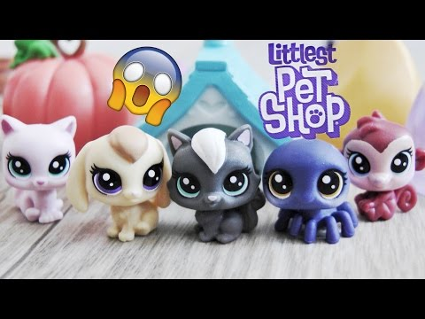 Lps Unboxing - New LPS 2017?!? (New Teensies Designs) || LPS Mail Time ❤