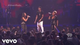 J. Cole - Crooked Smile (Live at iHeartRadio Music Festival)