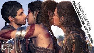 Assassin's Creed Odyssey: Romance Thaletas/Kyra | Happy Endings