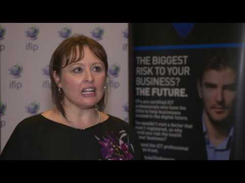 Ulandi Exner, President, IITPSA on tech trends in South Africa