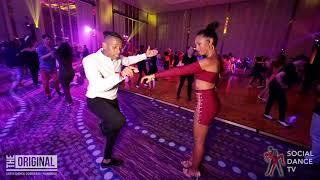 Alfredo & Bersy Cortez - Salsa social dancing | The Original Latin Dance Congress 2019 (Bangkok)
