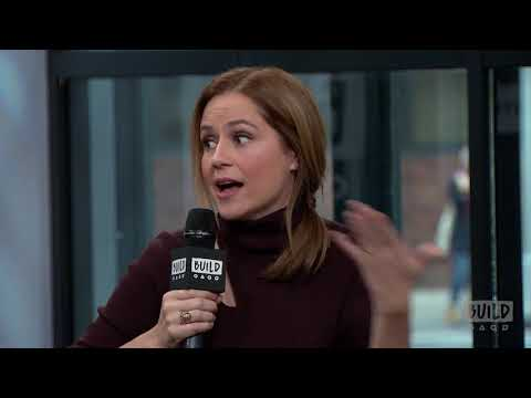 "Jenna Fischer Swings By To Talk About Her Book, ""The Actor's Life: A Survival Guide"""