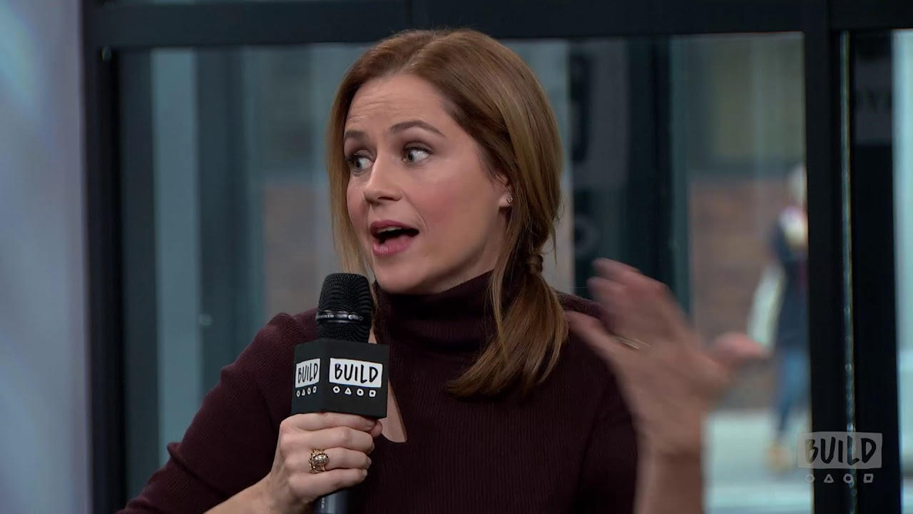 Jenna Fischer Swings By To Talk About Her Book,