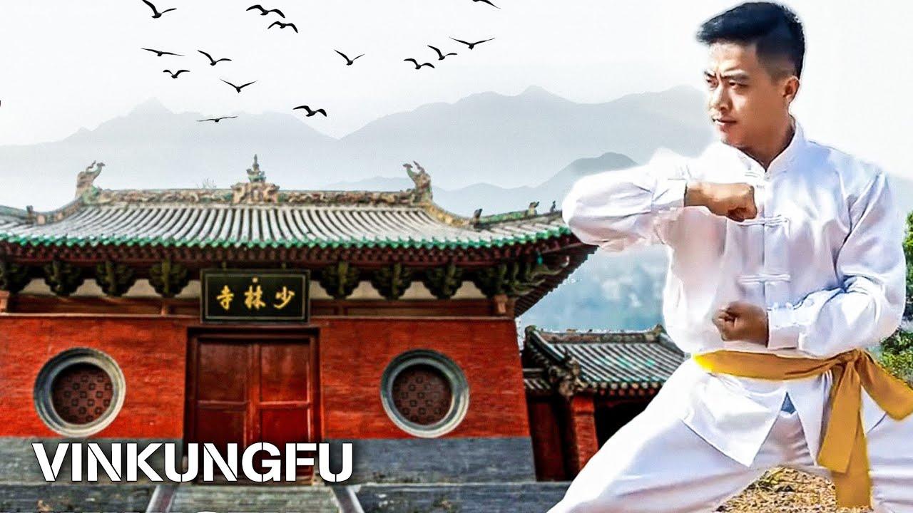 """Hướng dẫn """"LA HÁN QUYỀN"""" trứ danh của Thiếu Lâm Tự Chi tiết ( Phần 1)"""