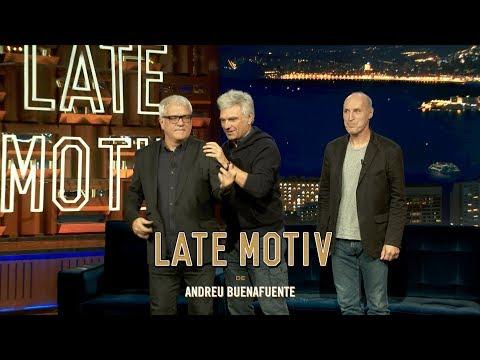 """LATE MOTIV - Tricicle.  """"El humor es un juego a dos""""   #LateMotiv287"""