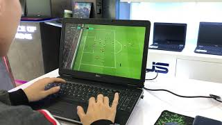 Test Game FifaOnline 4 DELL Latitude E6540 | TECHCARE.vn