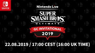 Nintendo Live: Super Smash Bros. Ultimate – gamescom 2019 Invitational