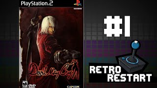 Devil May Cry - She Is The Matrix - Let's Play PS2! Part 1