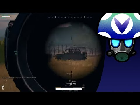 PUBG with Jabroni Mike (The artist formerly known as m6000w) - Rev After Hours [Vinesauce]