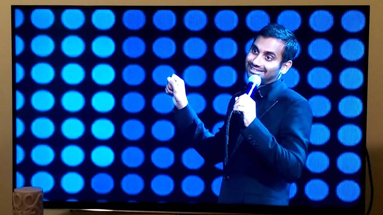 Aziz Ansari live på Madison Square Garden dating