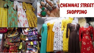 A Video Guide To Chennai T Nagar Market | Pondy Bazaar