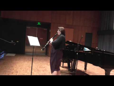 Astor Piazzolla Histoire du tango for clarinet & piano